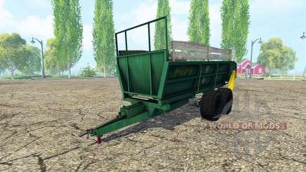 MTT 9 for Farming Simulator 2015