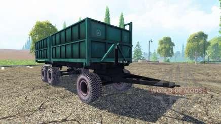 PTS 12 v2.0 for Farming Simulator 2015