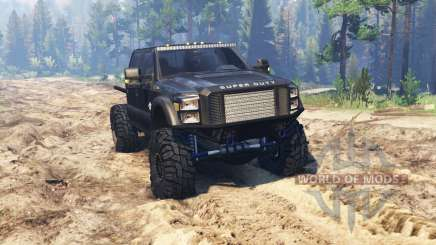 Ford F-450 2014 truggy for Spin Tires