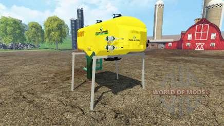 Zunhammer Zuni-X-Trac for Farming Simulator 2015