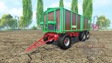 Kroger HKD 302 3-axis wood for Farming Simulator 2015