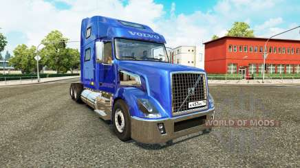 Volvo VT880 v1.2 for Euro Truck Simulator 2