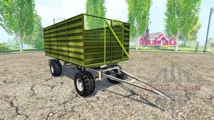 Conow HW 80 v0.9.2 for Farming Simulator 2015