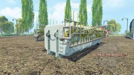 ITRunner Cistern liquid manure for Farming Simulator 2015