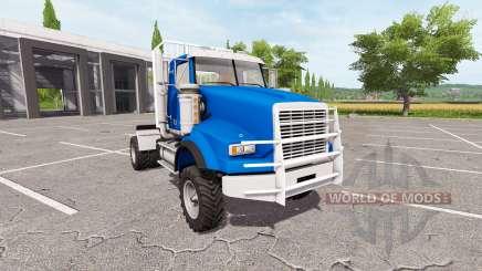 Lizard SX 210 Twinstar agro for Farming Simulator 2017