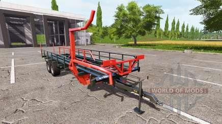 URSUS T-127 Plus for Farming Simulator 2017