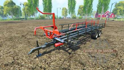 Ursus T-127 for Farming Simulator 2015