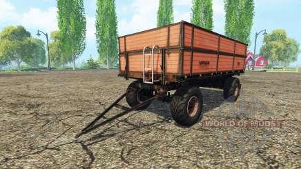 URSUS T57DR for Farming Simulator 2015