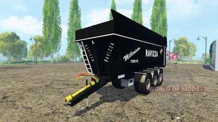 Ravizza Millenium 7200 v1.2 for Farming Simulator 2015