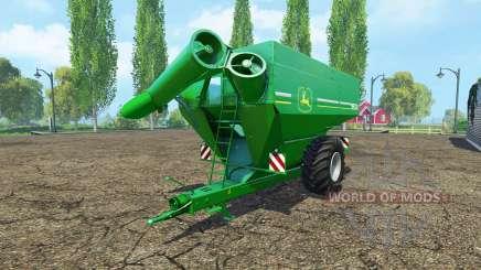 HORSCH Titan 34 UW John Deere for Farming Simulator 2015