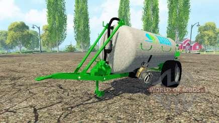 Bauer VB60 for Farming Simulator 2015