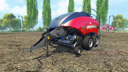 Case IH LB 334 v2.1 for Farming Simulator 2015