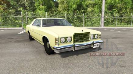 Ford LTD 1975 v1.1 for BeamNG Drive