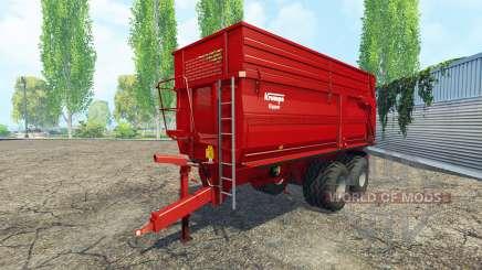 Krampe BBS 650 for Farming Simulator 2015