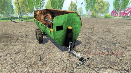 Marshall MS105 for Farming Simulator 2015