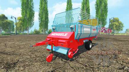 Mengele Forage 2500 for Farming Simulator 2015