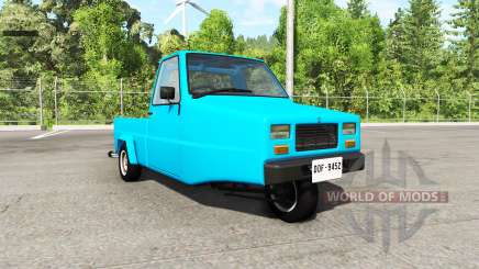 Ibishu Pigeon flat four swap v0.1.2 for BeamNG Drive