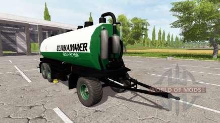 Zunhammer for Farming Simulator 2017