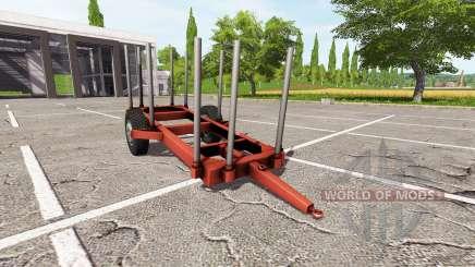 Timber trailer for Farming Simulator 2017