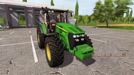 John Deere 7930 v2.1 for Farming Simulator 2017