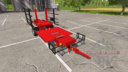 Reman Balestacker 1018R for Farming Simulator 2017