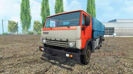 KamAZ 53212 for Farming Simulator 2015