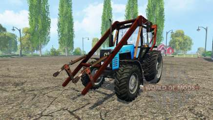 MTZ 1221В.2 v2.1 for Farming Simulator 2015