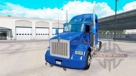 Kenworth T800 v0.5.4 for American Truck Simulator