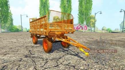 Fortschritt T087 v1.1 for Farming Simulator 2015