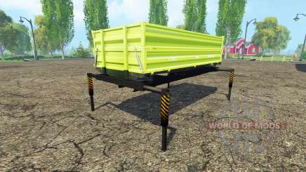 BRANTNER E 8041 for Farming Simulator 2015