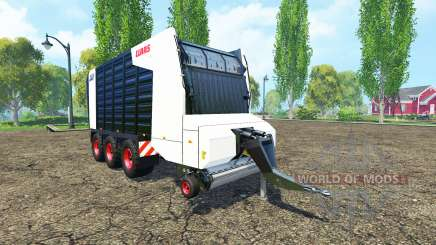 CLAAS Cargos 9500 black for Farming Simulator 2015