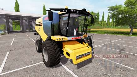 CLAAS Lexion 780 v1.5 for Farming Simulator 2017