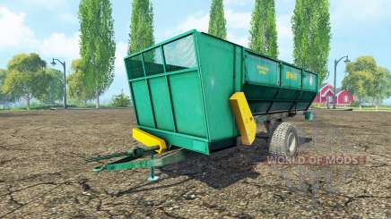 KRF 10 v1.1 for Farming Simulator 2015