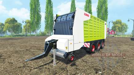 CLAAS Cargos 9600 for Farming Simulator 2015