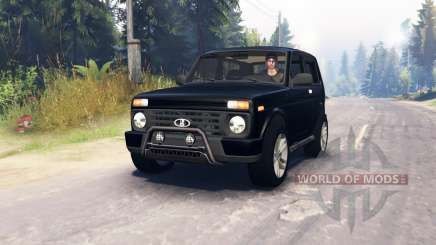 VAZ 2121 Niva urban for Spin Tires