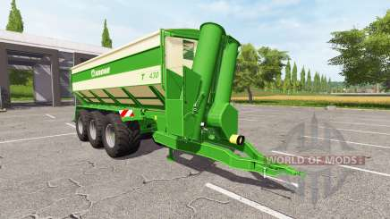 Krone TX 430 for Farming Simulator 2017