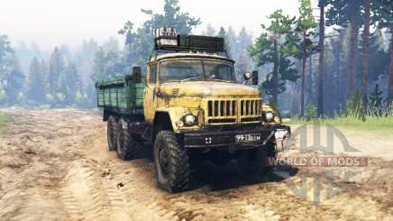 ZIL 131 old for Spin Tires