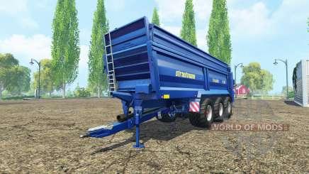 Strautmann PS 3401 v1.3 for Farming Simulator 2015