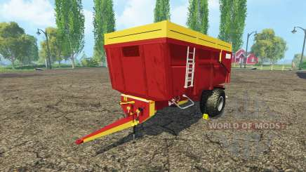 Dezeure D10T v1.1 for Farming Simulator 2015