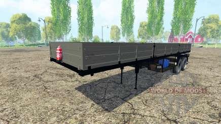 NefAZ of 93 344 v1.1 for Farming Simulator 2015