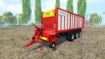 POTTINGER Jumbo 10010 for Farming Simulator 2015