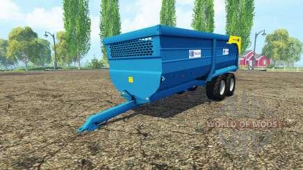 The trailer-truck Kane for Farming Simulator 2015