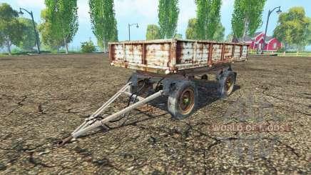 Autosan D47 v1.1 for Farming Simulator 2015