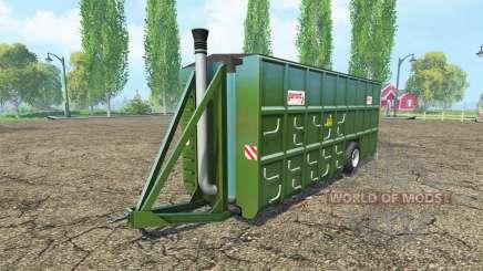 Kotte Garant FRC roof for Farming Simulator 2015