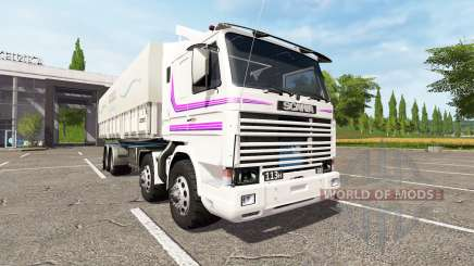 Scania 113H 380 for Farming Simulator 2017
