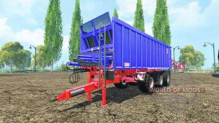 Kroger TAW 30 multifruit blue for Farming Simulator 2015