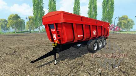 Gilibert 2400 Pro for Farming Simulator 2015