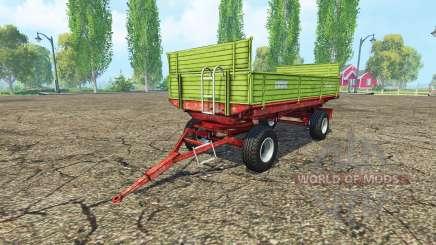 Krone Emsland multi v1.6.1 for Farming Simulator 2015