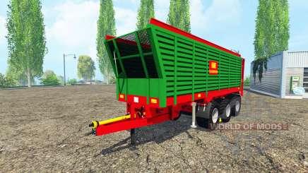 Hawe SLW 50 for Farming Simulator 2015