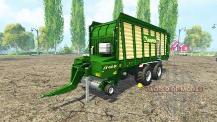 Krone ZX 450 GL v2.0 for Farming Simulator 2015